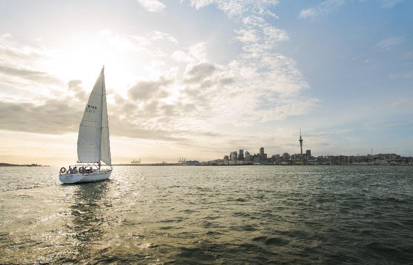 Auckland Harbour Sailing