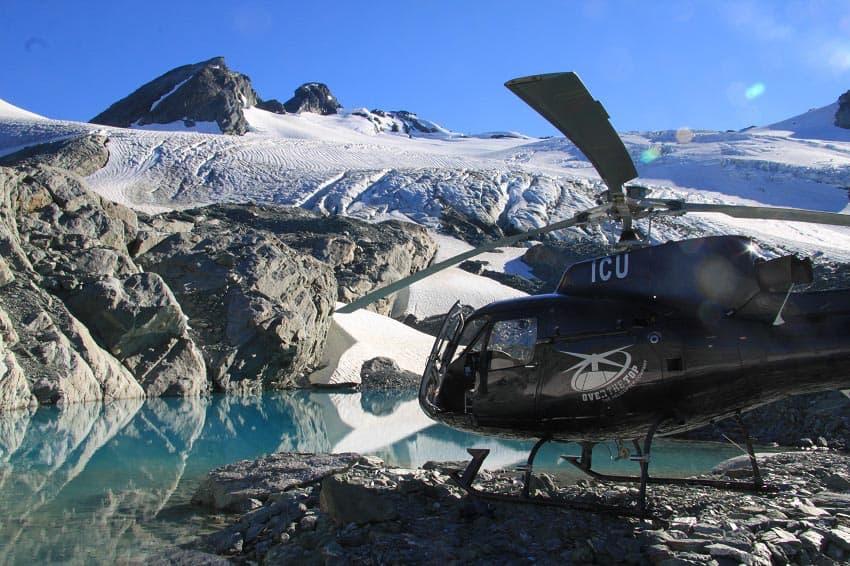 Over The Top - Glacier