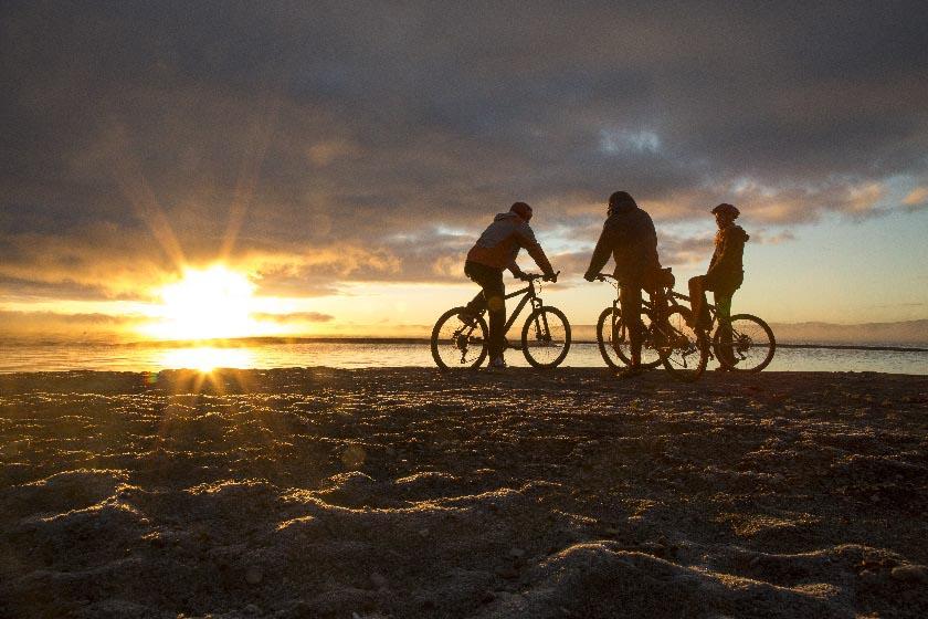 Taupo Biking